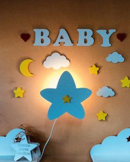 """Lampa """"Zvijezda"""""""