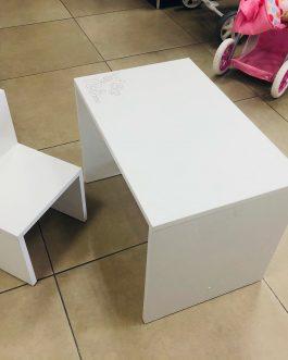 Edukativni sto i stolica