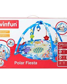 Edukativna deka Polar Fiesta