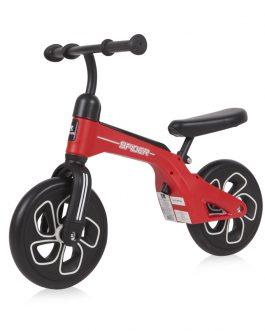 Lorelli balans bicikl crveni