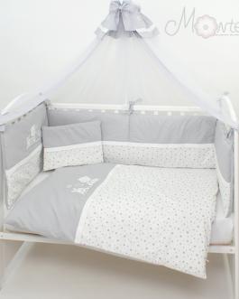 Krevetac + dušek + posteljina