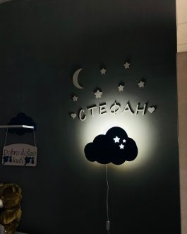 """Lampa """"Kreativno nebo"""""""